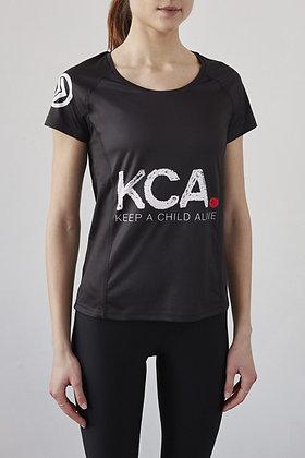 KCA Women's Running T-Shirt