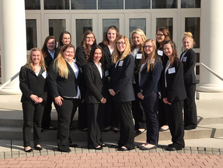 Campbell County HOSA Brings Home Awards