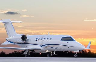 Charteringdo / Jet privado