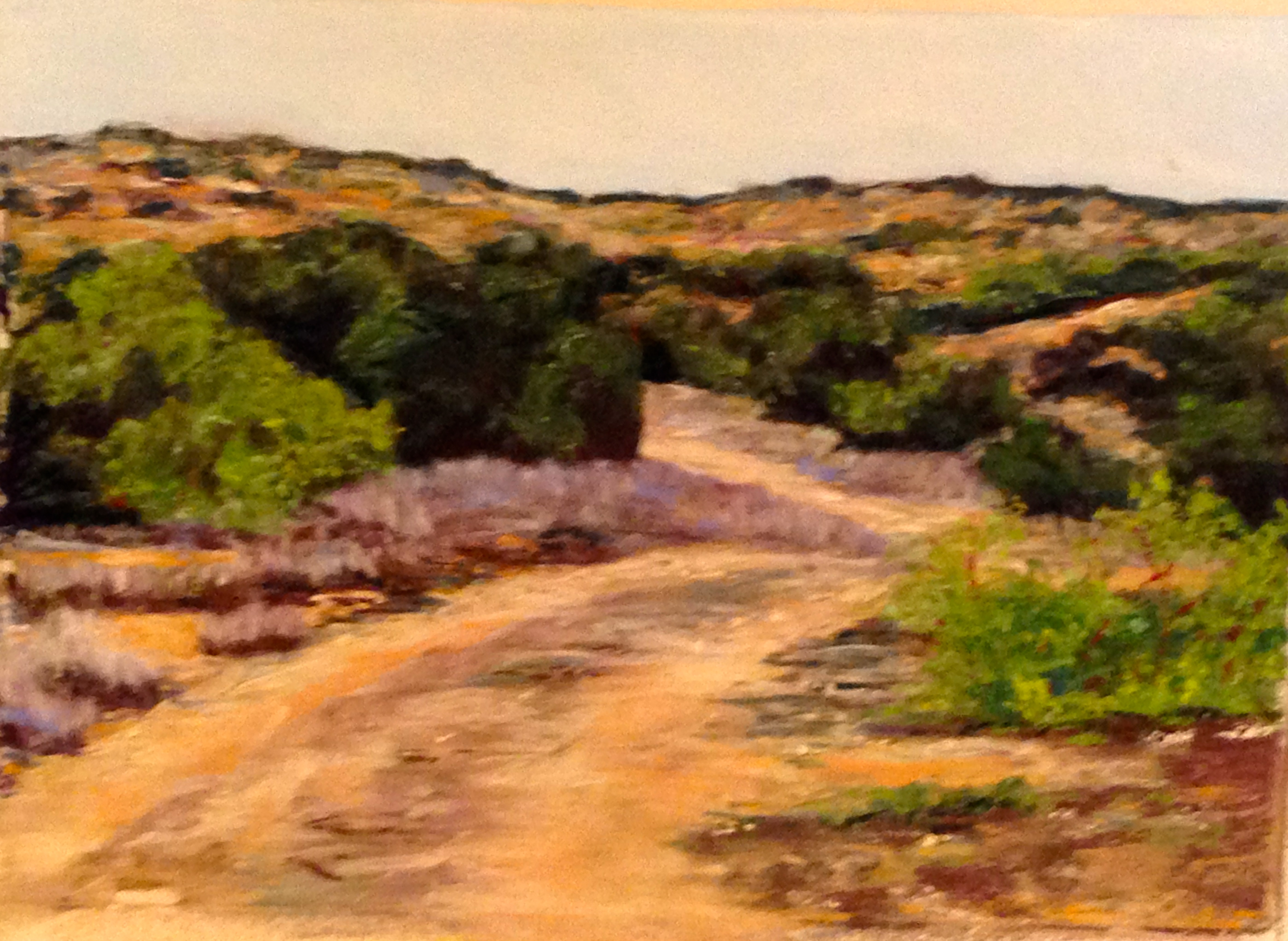 Roads of Ruble Ranch