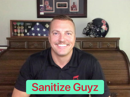 Sanitize Guyz is Veteran owned and operated.