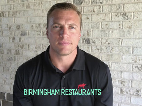 Birmingham, Alabama Restaurant Situation