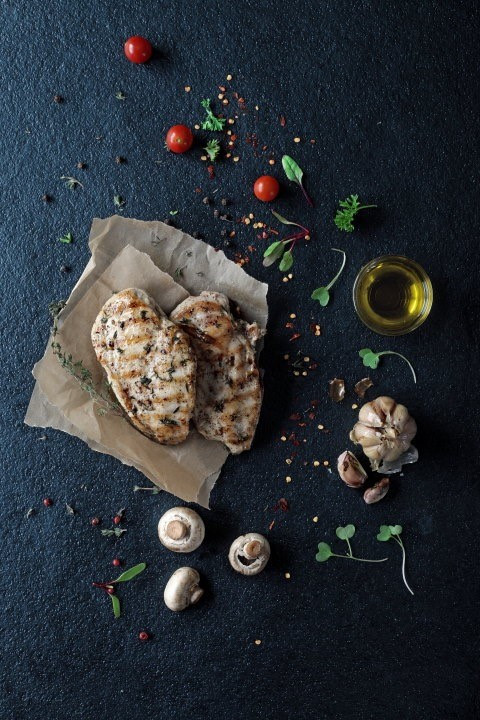 Food Styling and Food Photography for Fitness Counts