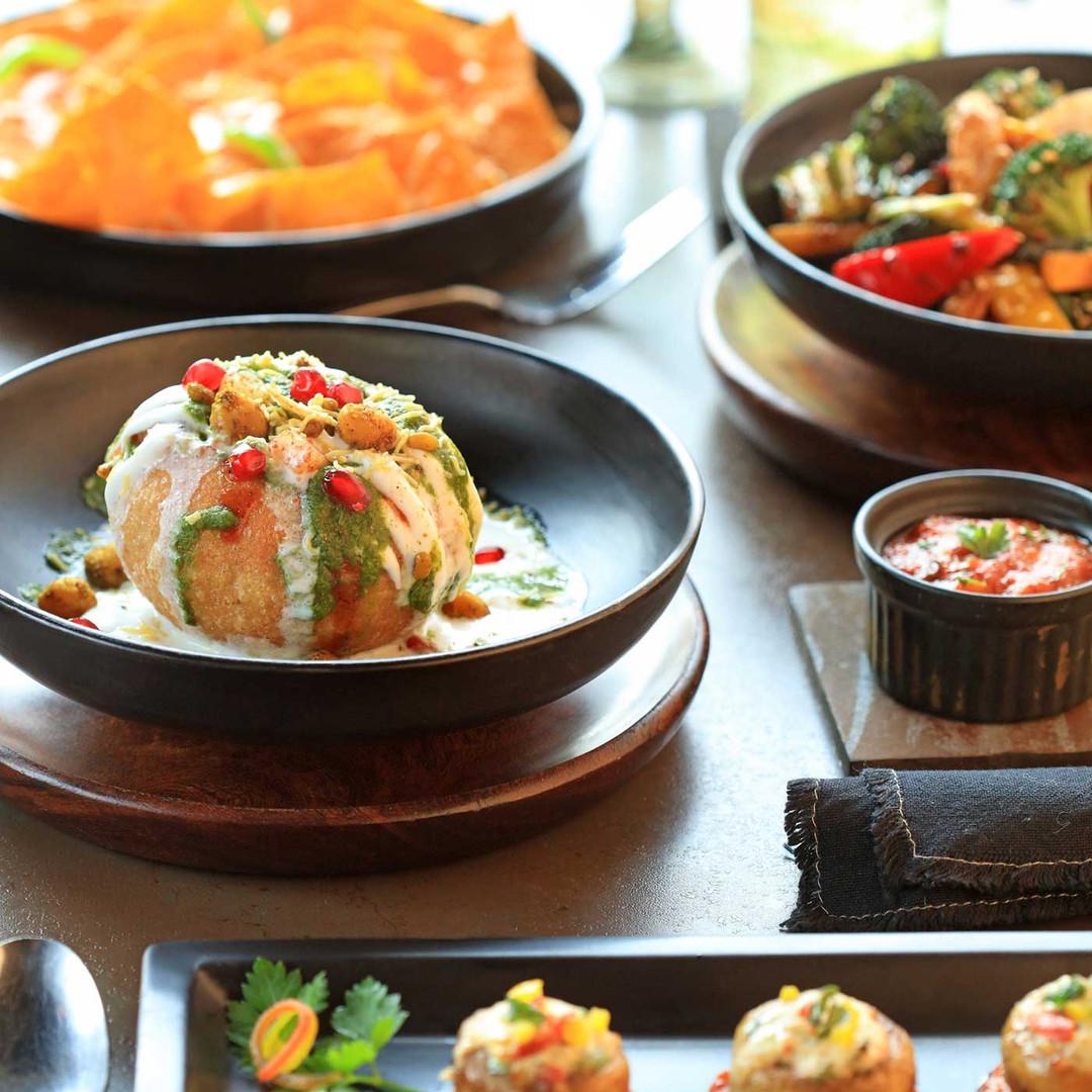 Restaurant Photography - Cream Centre