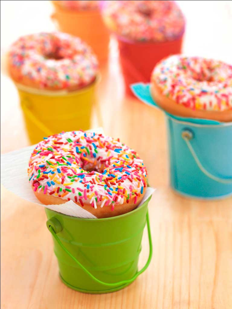 QSR Photography and Styling - Mad Over Donuts