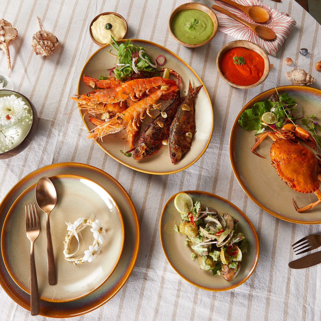 Restaurant Photography - Club Mahindra