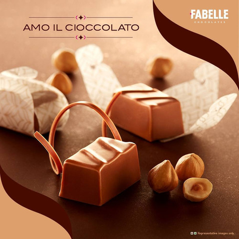 Chocolate Photography - Fabelle Chocolates
