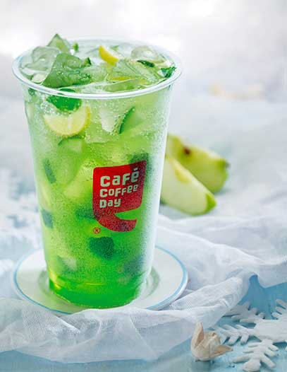 Beverage Photography - Cafe Coffee Day