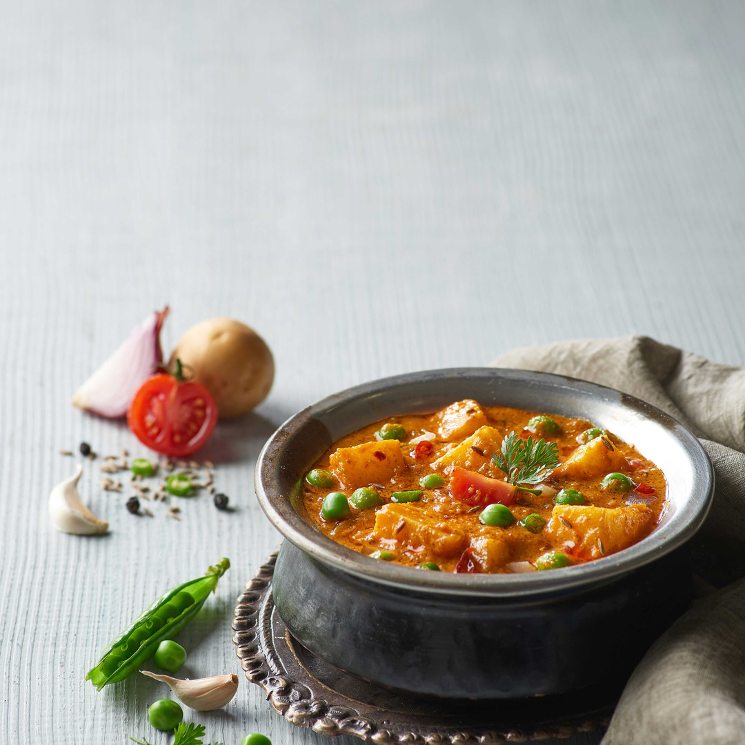Indian Curries - Nitin Tandon Food Styling