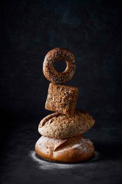 Fresh Bread Photography