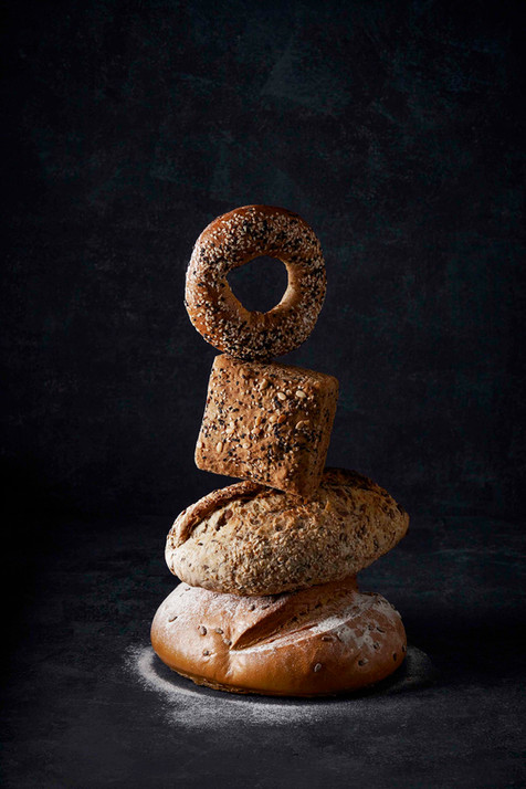 Fresh Bread Photography