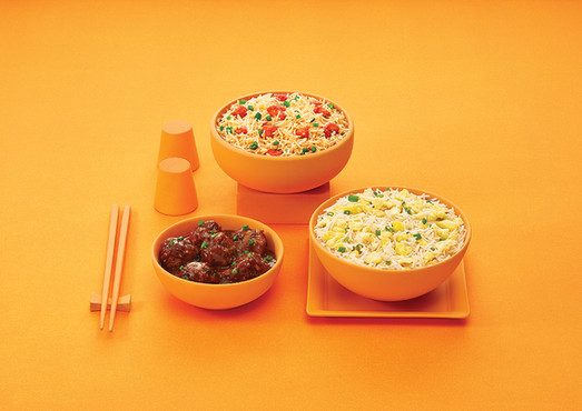 Restaurant Photography - The Bowl Company