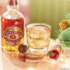 Beverage Styling & Photography - Chivas Regal Regal