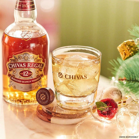 Beverage Styling & Photography - Chivas Regal Regal