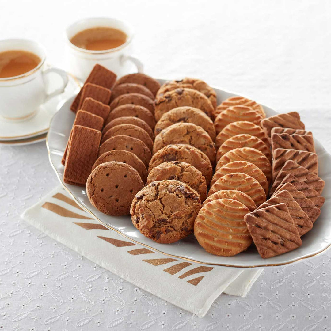 Tea and Biscuits Photography