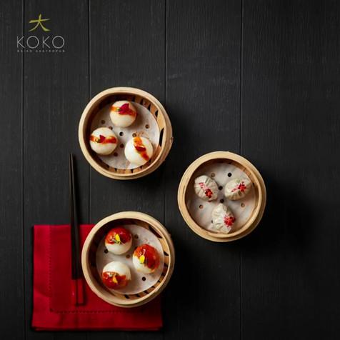 Restaurant Photography - Koko Asian Cuisine