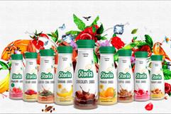 Splash Photography - Storia Milkshakes