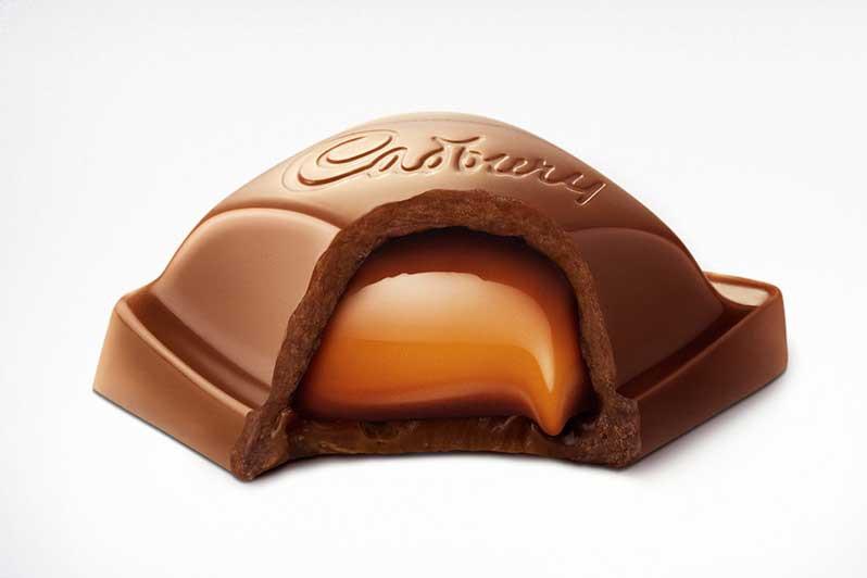 Chocolate Photography - Cadbury Silk