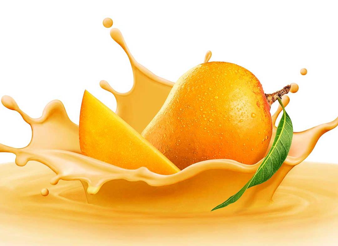 Mango Shake Splash Shot - Storia
