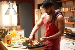 Ki & Ka Film - Food Scene