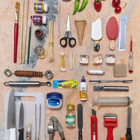 Most Essential Tools for Food Styling: Part 2
