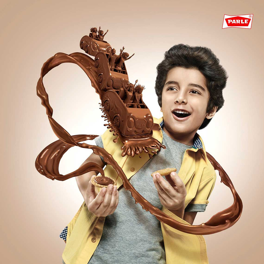 Commercial Photography - Parle Biscuits