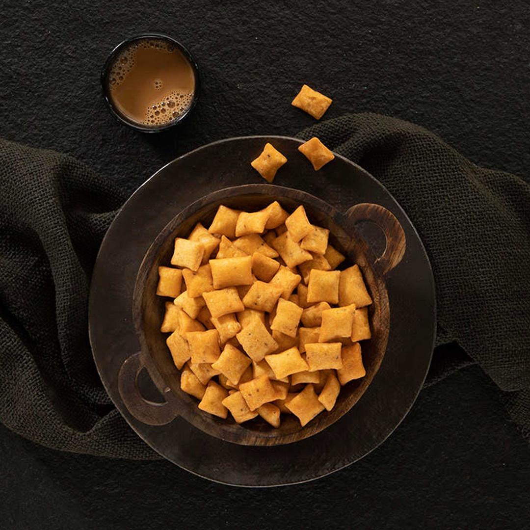 Indian Snacks Photography - Bikaji