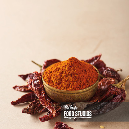 Spices Photography and Styling - Food Studios