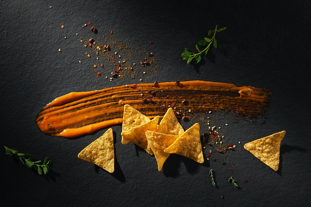 Food Styling and Food Photography for Cornitos