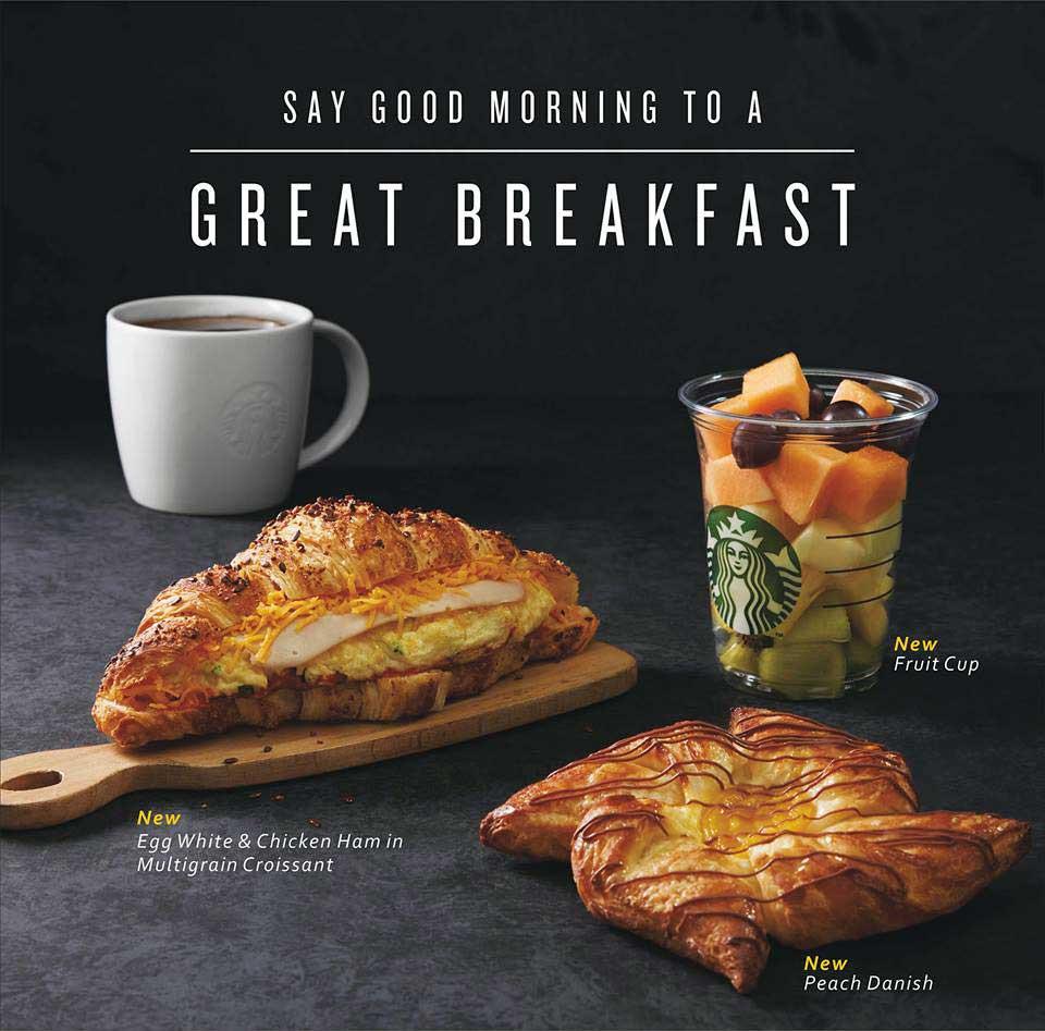 Breakfast Delights - TATA Starbucks