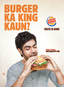 QSR Photography - Burger King