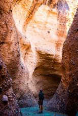 20200207 Death Valley Jeff Color Cavern