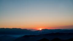 20160902 Topanga Sunset Final Moment Blu