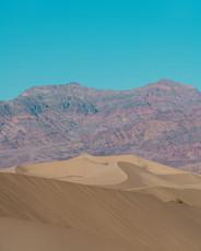 20200207 Death Valley Mesquite Dunes Red