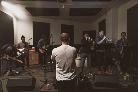 20200109 Los Stellarians @ AMP Rehearsal