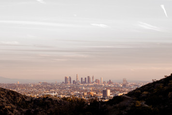 High Tower Mulholland Drive LA Downtown