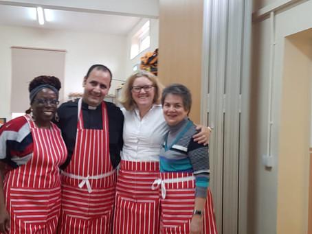Volunteer's Brunch Saturday 6th April 2019
