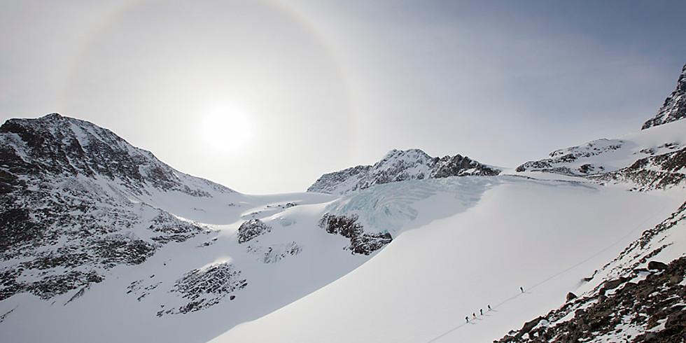 Skitouring Tarfala
