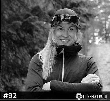 Maria Granberg Lionheart Radio Podcast