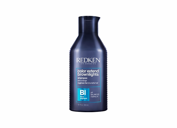 SHAMPOOING COLOR EXTEND BROWNLIGHTS 300ML REDKEN