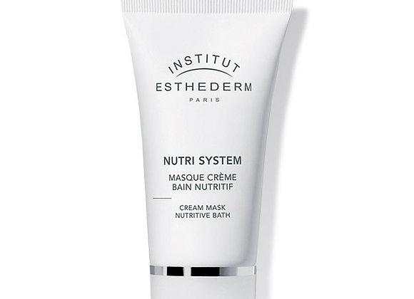 Masque Crème Bain Nutritif