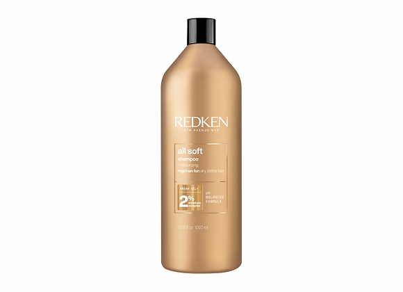 SHAMPOOING ALL SOFT 1L REDKEN