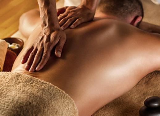 Massage suédois de détente