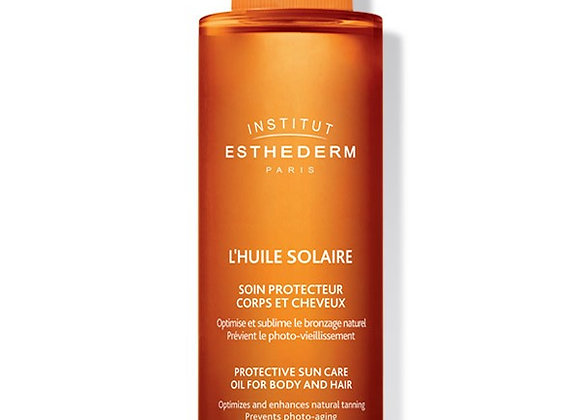 Huile Solaire Soleil Fort 150ml