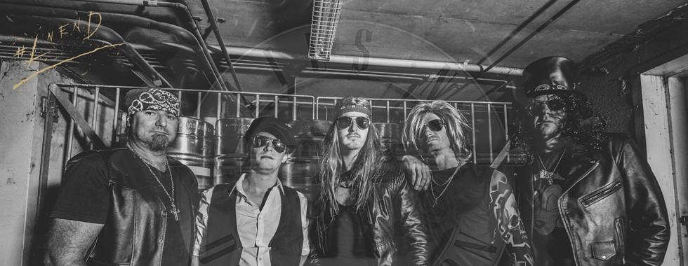 Lies N' Destruction Band Promo