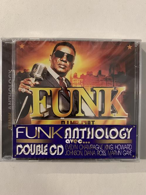 DJ MB CULT - Funk Anthology (2CD)