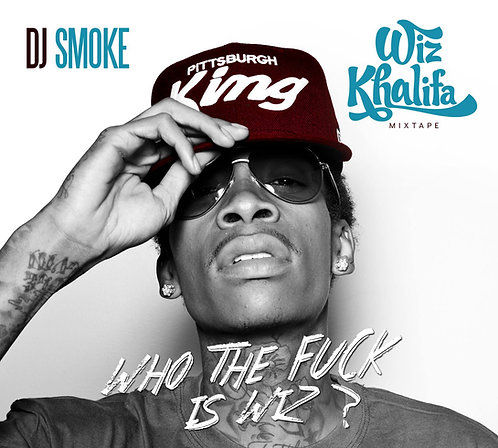 Who The Fuck Is Wiz ? (CD Digipack)