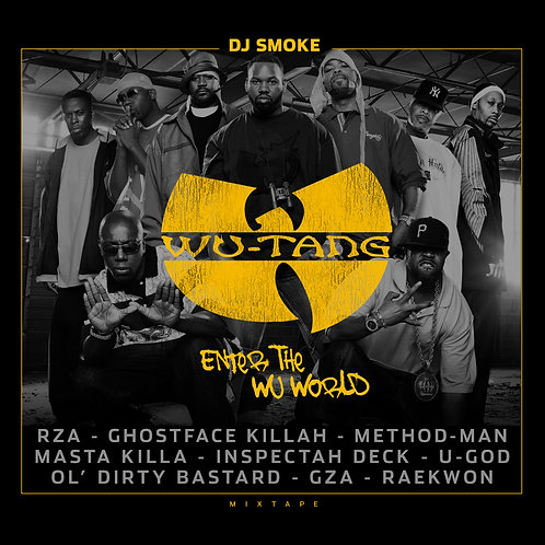 Enter The Wu World (CD Digipack)