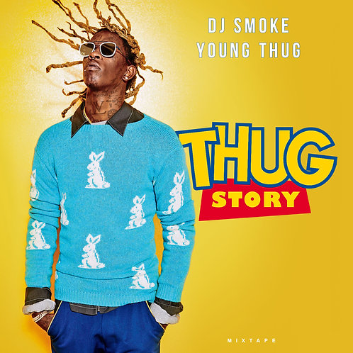 Thug Story (CD Digipack + double poster)
