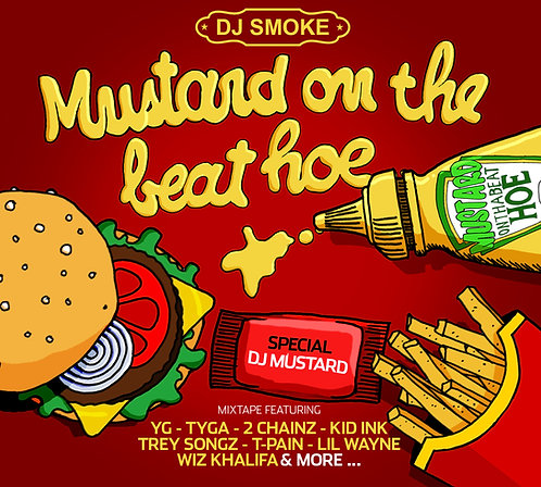 Mustard On The Beat Hoe (CD Digipack)